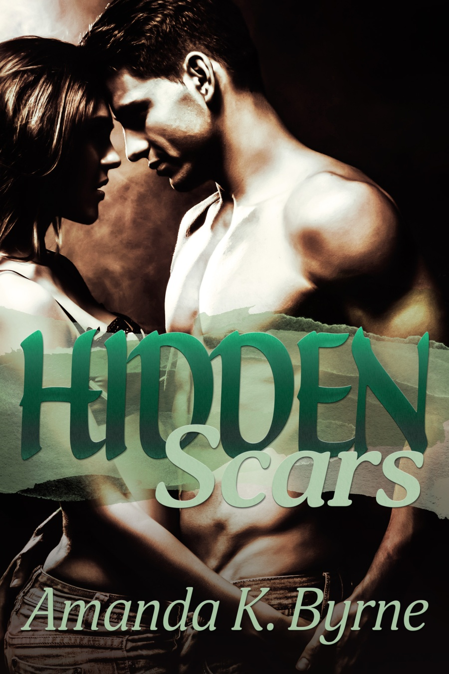 Hidden Scars by Amanda Byrne