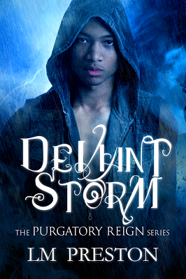 DeViant Storm Cover LM PReston
